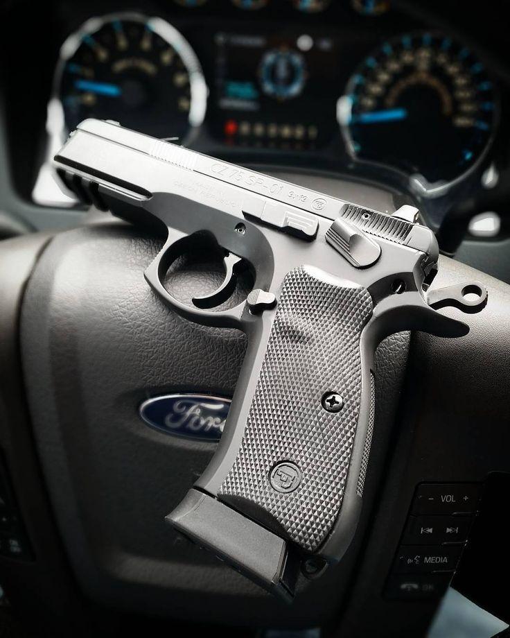 CZ 75 SP-01 9mm -