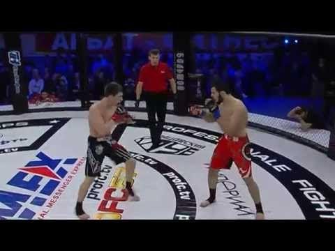 Андрей Гончаров vs Ислам Исаев 66 кг