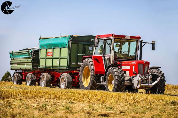 Tractor Youngtimer T-shirt Schlüter Super 1500 Oldtimer Tractor