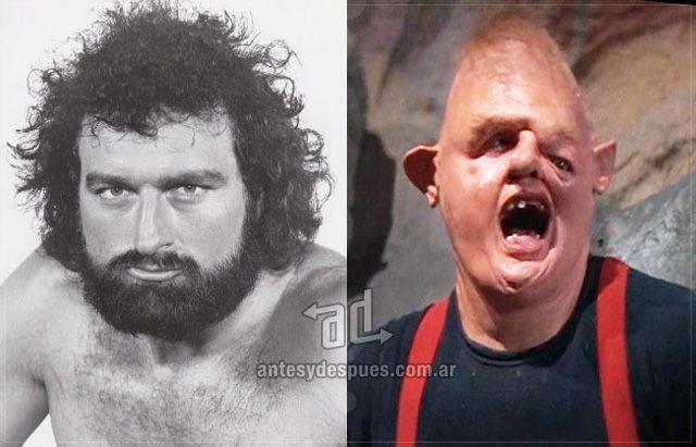 John matuszak as sloth | Behind the mask | Pinterest | A ... | 640 x 411 jpeg 43kB