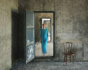 "Saatchi Art Artist Peter Zelei; Photography, ""Uncertain Presence II. - Limited Edition 1 of 6"" #art"