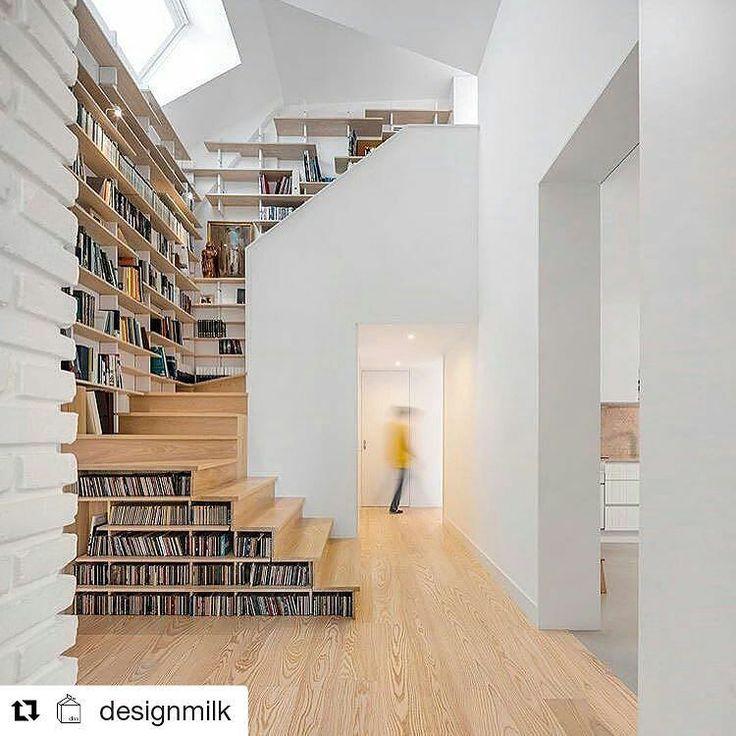 staircase bookshelf bookshelf design bookshelves stairs