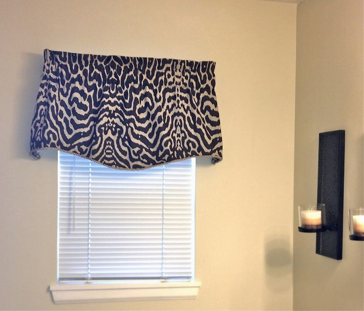 1000 ideas about small window treatments on pinterest for Animal print window treatments