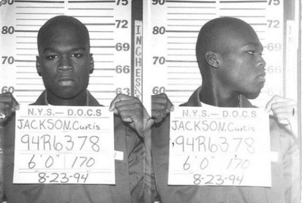 The Stories Behind Famous Celebrity Mugshots