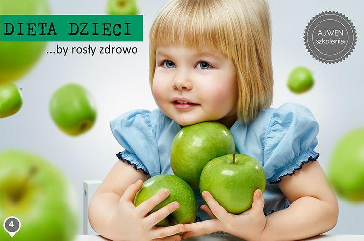 Kochasz swoje Dziecko? Chcesz, żeby było zdrowe? Zadbaj o jego dietę i pomóż mu rosnąć zdrowo! Zapisz się na Szkolenie - Zdrowe Odżywianie Dzieci już teraz!