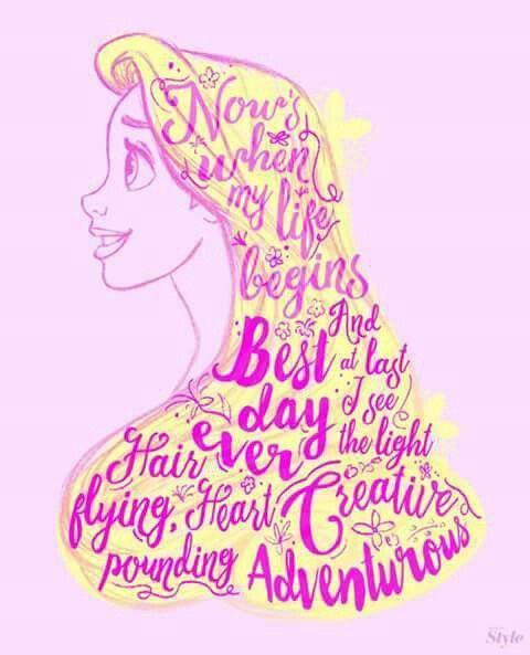 Rapunzel quote