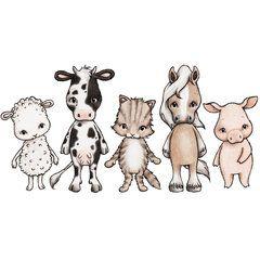 Farmhouse friends