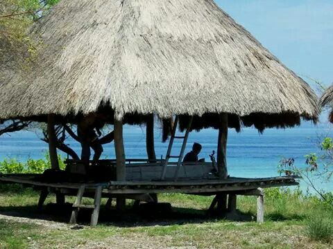 Kepa island, Alor, east Flores, NTT-Indonesia