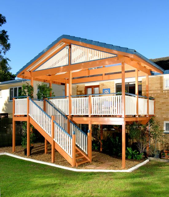 30 best images about carport with deck on pinterest deck for Carport deck