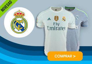 Camiseta Real Madrid 2014 - 2015