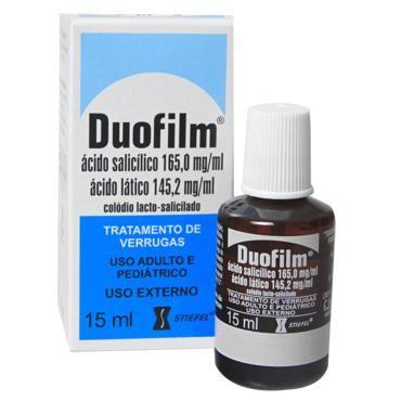 Duofilm (Ácido Salicílico + [Acido Láctico) 15 mL