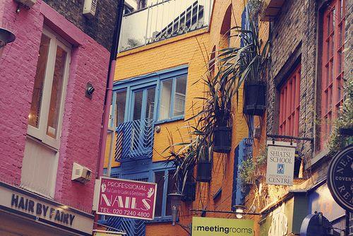 Sandras London-guide