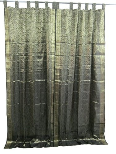 1000+ images about brocade sari curtains on Pinterest   Window ...