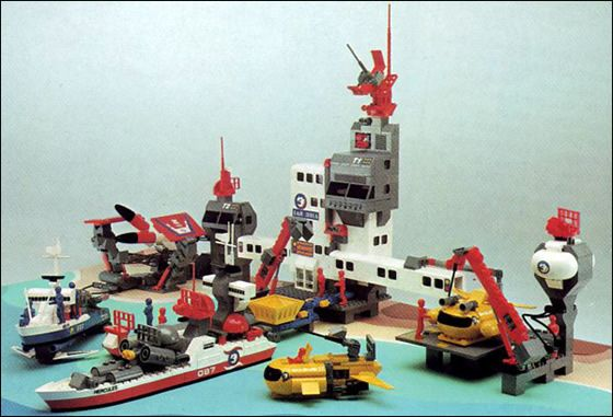 Construir con Tente, antes que los Lego