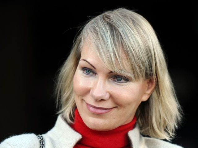 53-year-old Swiss billionaire Margarita Louis-Dreyfus pregnant with twins - The Express Tribune