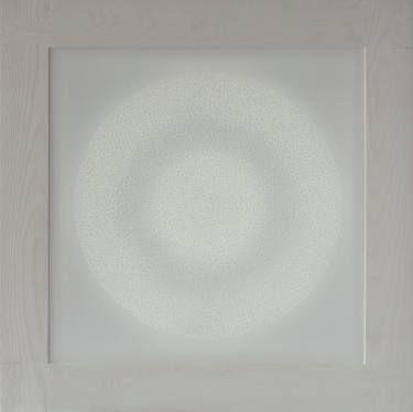 "Saatchi Art Artist Mónica Trastoy; Painting, ""Circles in light"" #art"