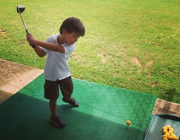 Don't miss our definitive guide to youth golf clubs for our suggestions for every age group from toddlers to teens.