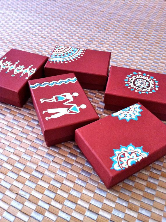 Jewelry Boxes/ Storage by sukhu on Etsy, $5.00