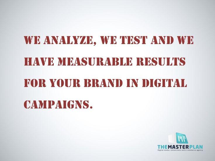 Avem cheia perfecta pentru prezenta ta in mediul online > www.themasterplan.ro