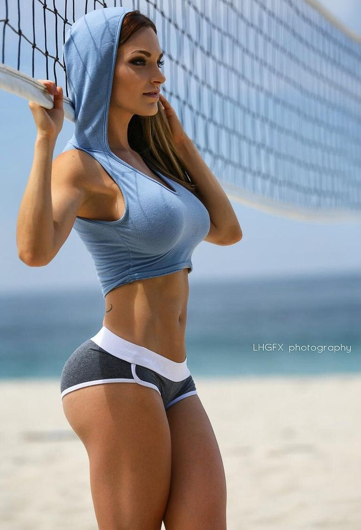 "onlyathleticgirls: ""More Athletic girls on the website www.OnlyRippedGirls.com """