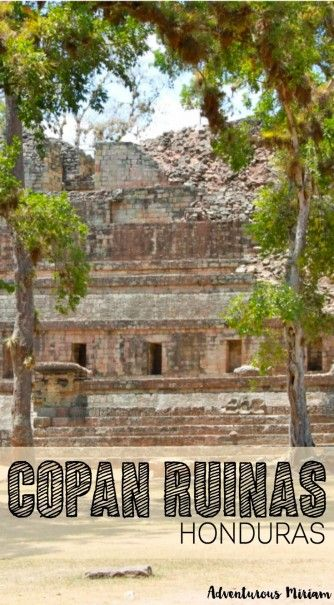 Tips for visiting Copan Ruinas in Honduras, a UNESCO site just by the border to Guatemala.