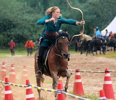 The Mounted Archery( yea, i wish) Association of the Americas. Awesome. my horse would probably buck me off if i tried