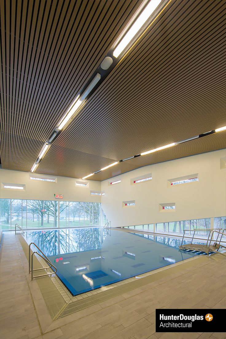 Interior Metal Ceilings.Click on the picture to see the big ceiling  portfolio of Hunter