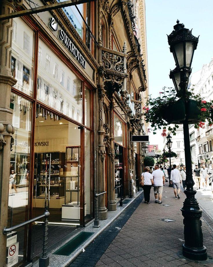 #Budapest #Vaciutca #Hungary #favouriteplace #visitEurope #nationaltreasure