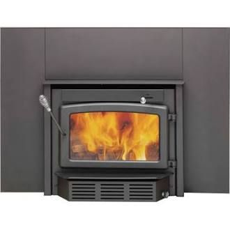 Century Heating High-Efficiency Wood Stove Fireplace Insert EPA Certified CB00005