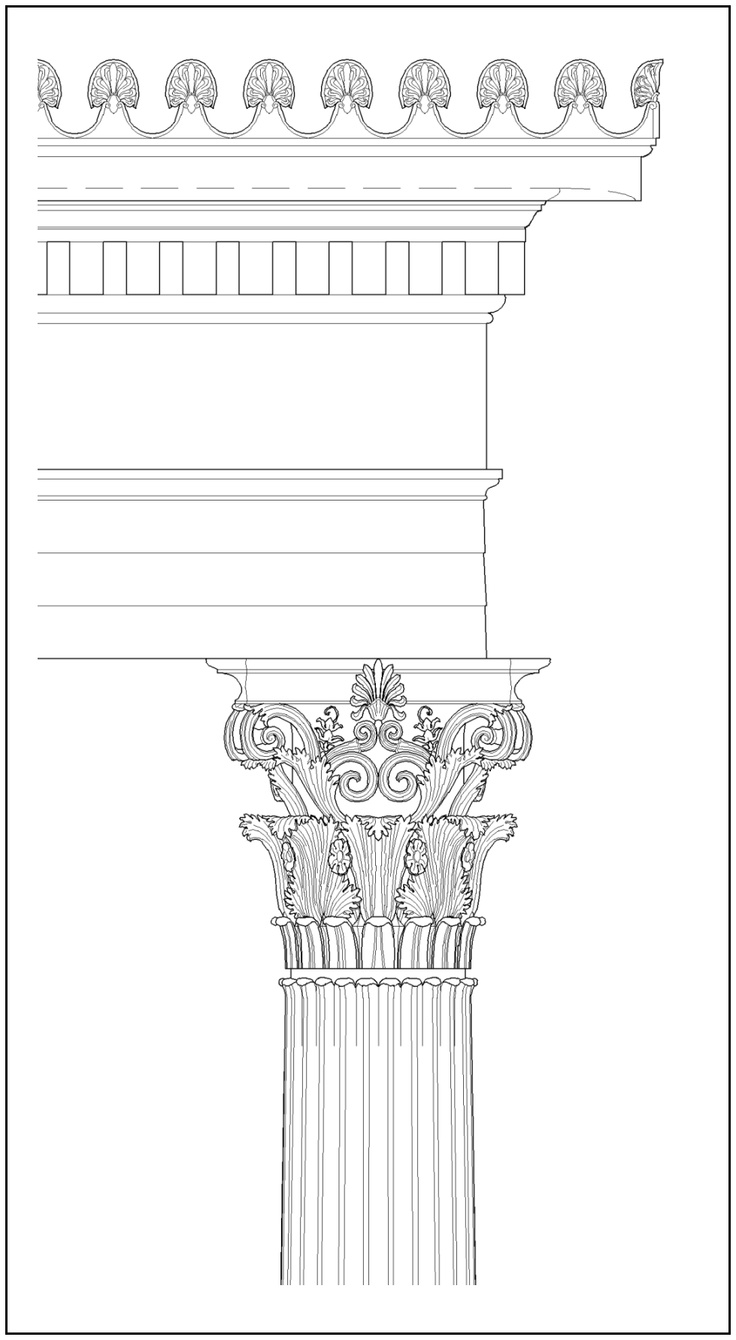 The parthenon the epitome of the doric order - Living A Beautiful Life The Corinthian Order At The Choragic Monument Of Lysicrates