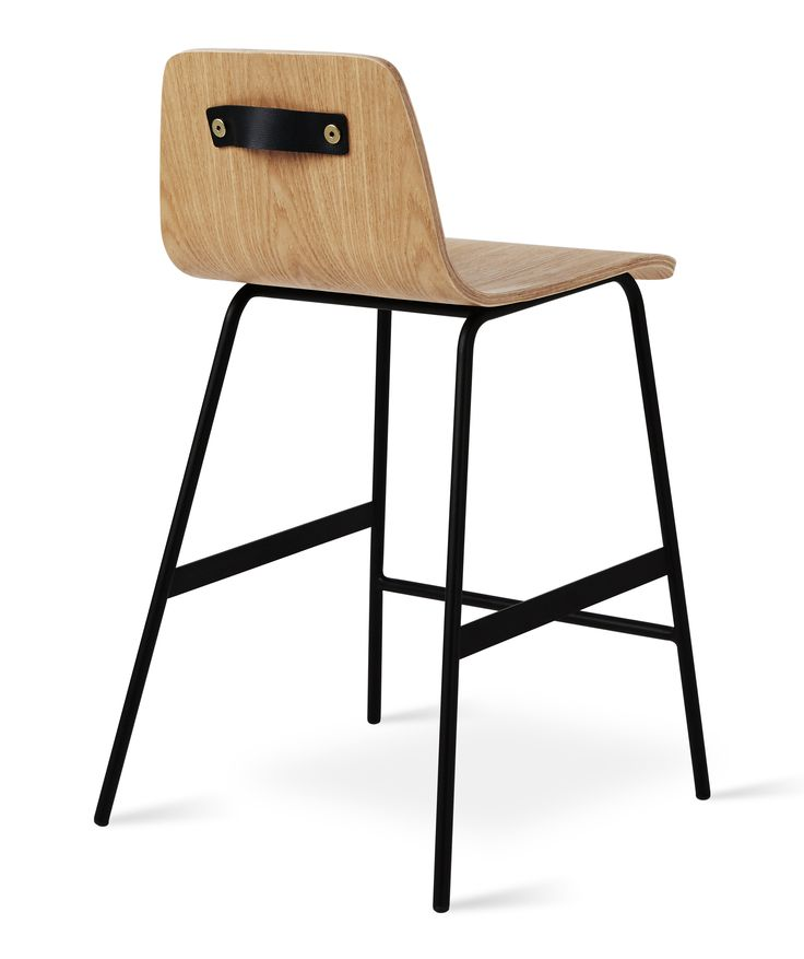 The Lecture Stool Is A Modern Reinterpretation Of A Classic Elementary School Chair