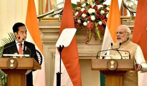 State visit of President of Indonesia to India http://www.drishtiias.com/upsc-exam-gs-resources-State-visit-of-President-of-Indonesia-to-India #General_Studies #Indonesia #India #UPSC #IAS_Mains_Exam