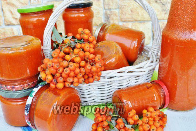 Овощной соус для барбекю