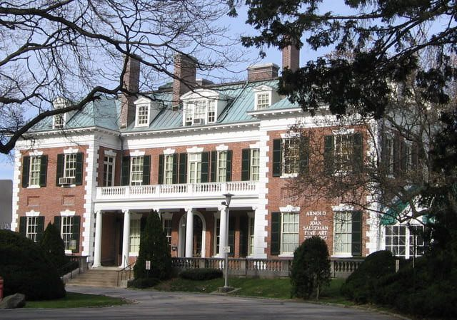 Long Island's Gold Coast Mansions: Nassau County Museum of Art (Frick Mansion)