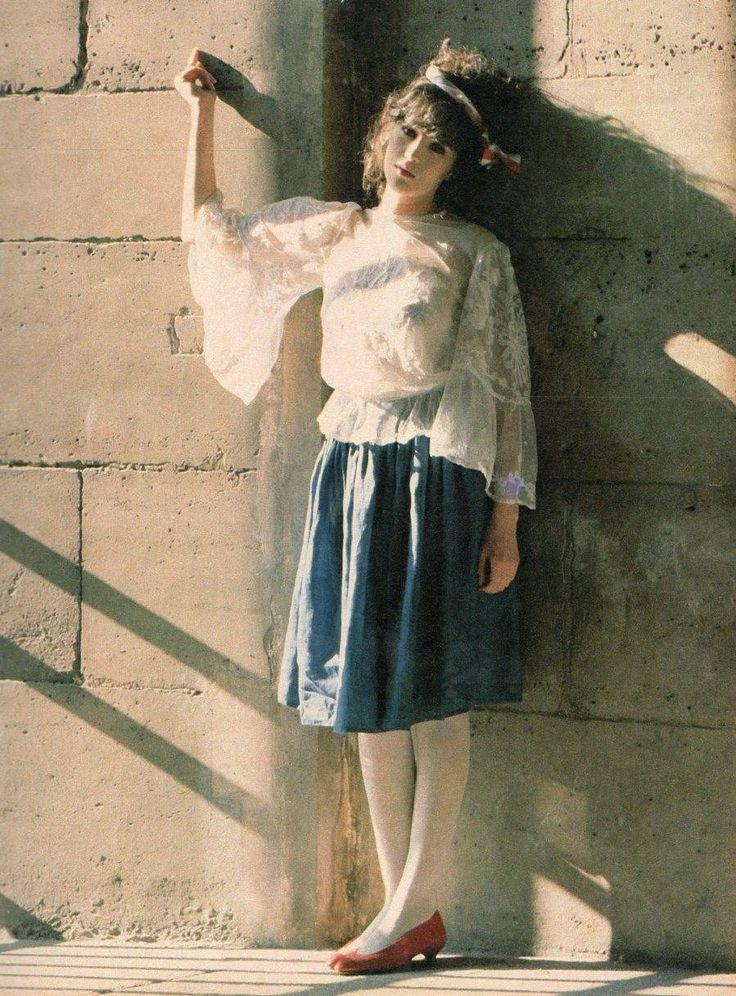 1982 pour le magazine Elle