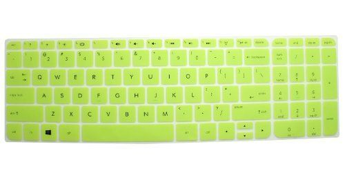 Ultra Thin High Quality Soft Silicone Keyboard Protector Skin Cover for 17.3-inch HP Pavilion ENVY 17-j*** 17t-j*** 17-e*** 17-f*** 17-p*** series, such as 17-j017cl, 17-j013cl, 17-j020us, 17-j027cl, 17-j037cl, 17-j043cl, 17-j057cl, 17-j100, 17-j120u