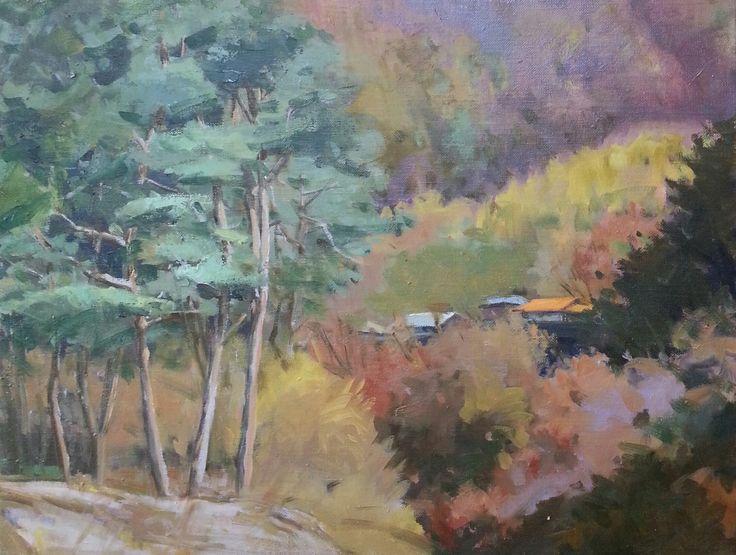 autumn of kangwondo