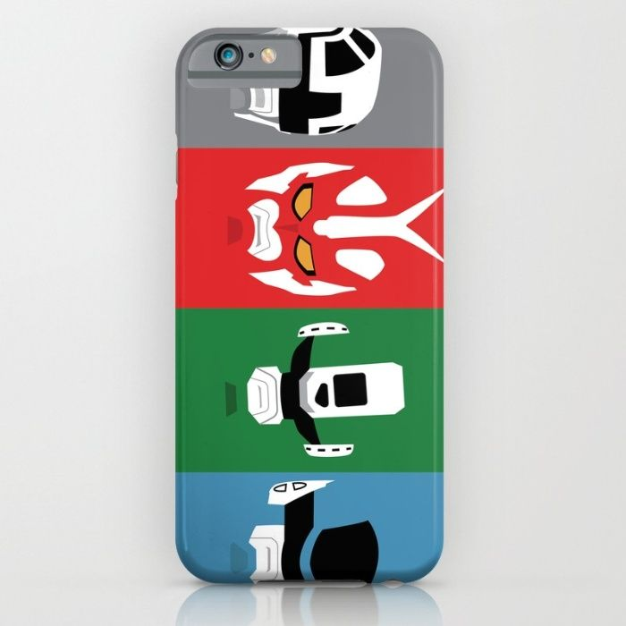 Cybercops iPhone & iPod Case