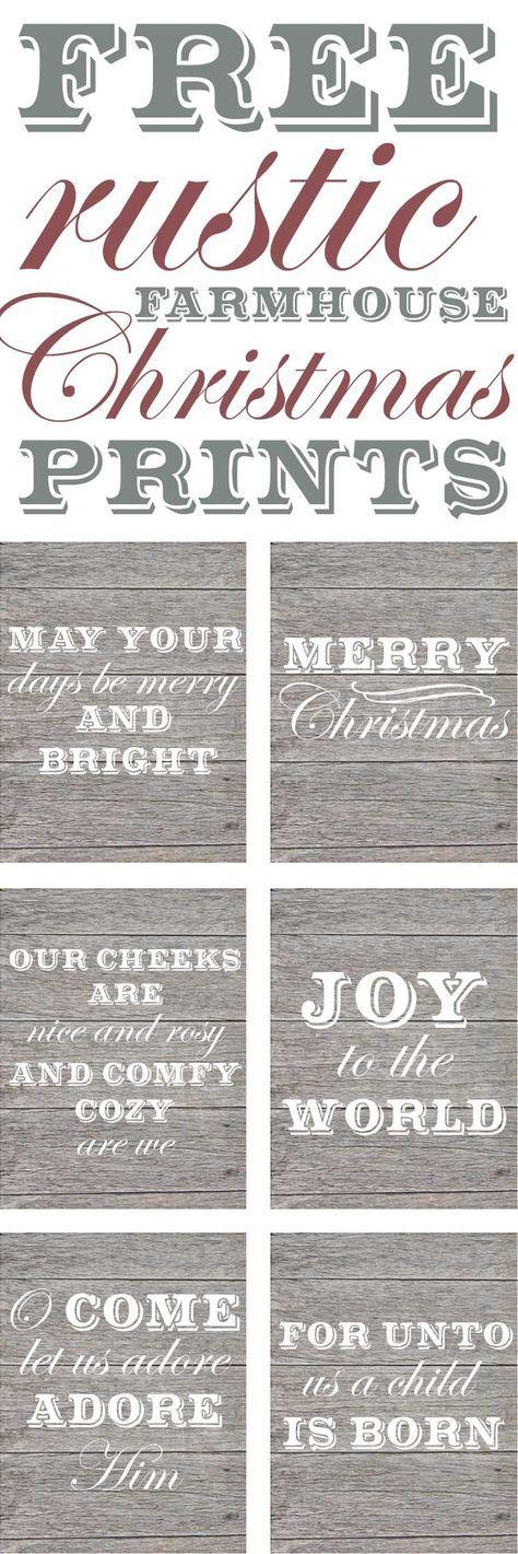 Free Rustic Farmhouse Christmas Printables.jpg