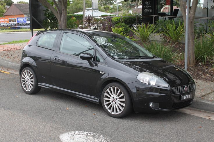 2009 Fiat Punto Sport