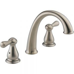 Delta Leland Bathroom Faucet Brushed Nickel