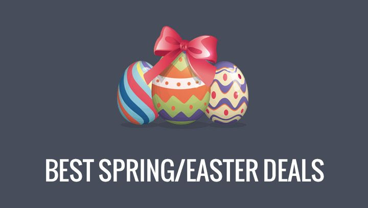 See our list of best #Spring / #Easter deals and choose the best #discount for you! #cmsgadget