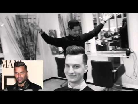 Ulisesworld Channel Trailer | Mens hair styles| HairTutorial |