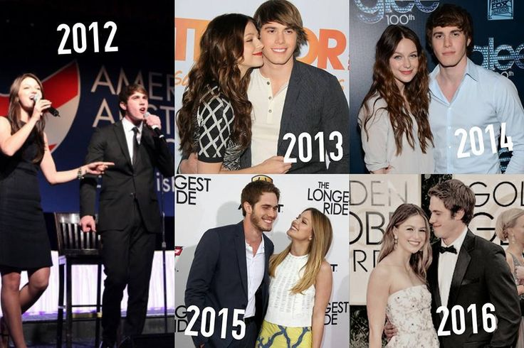 Melissa Benoist and her husband Blake Jenner met when they were shooting for Glee