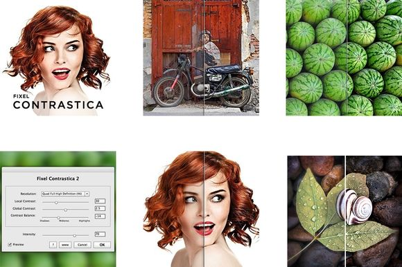 Check out Fixel Contrastica 2 PS by Fixel Algorithms on Creative Market