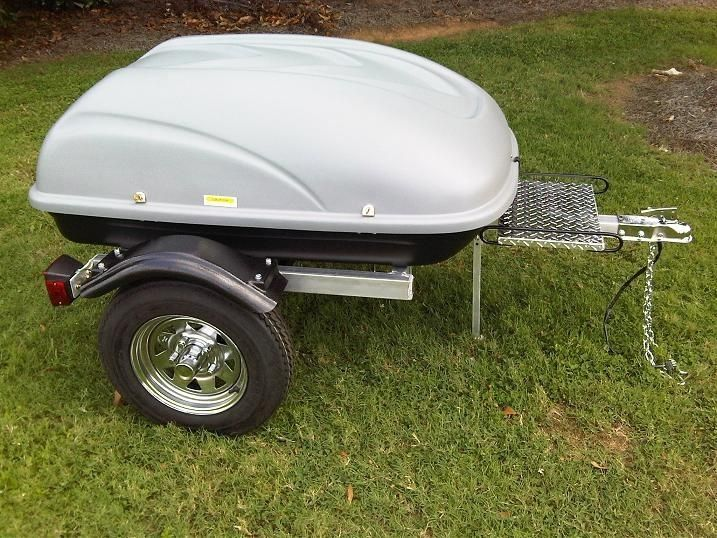My Best Buddy Motorcycle Cargo Trailer XL | The USA Trailer Store