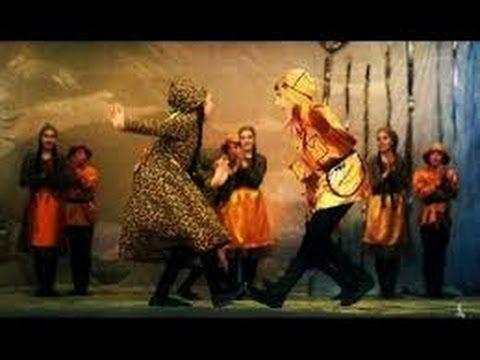 """ცეკვა რაჭული - Georgian dance """"Rachuli"""""""