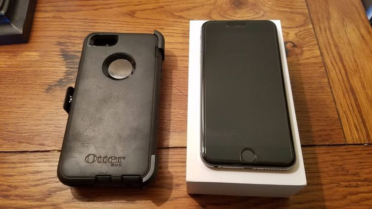 Apple iPhone 6 Plus - 64GB - Space Gray (Verizon) Smartphone NO CONTRACT #Apple