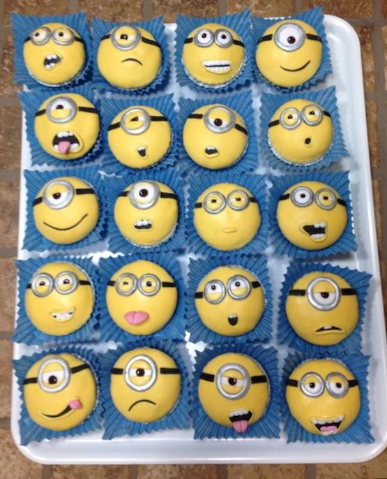 cupcake-minion