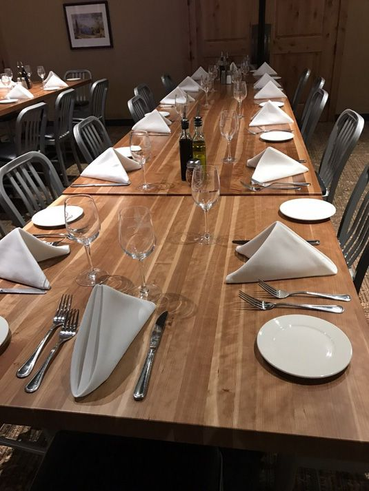 Standard Plank Cherry Original In 2019 Timeworn Restaurant Table